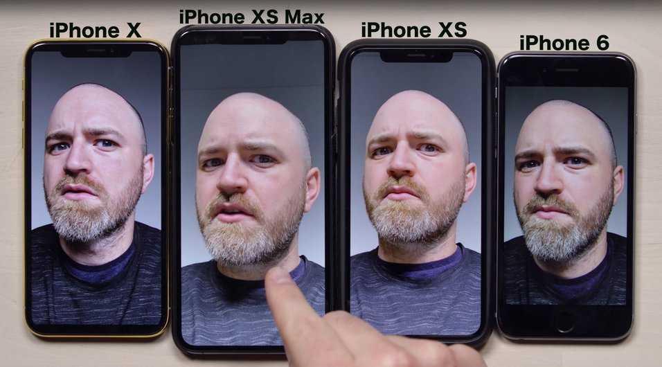 Youtubern Lewis Hilsenteger bakom Unbox Therapy var först med att uppmärksamma #Beautygate hos Iphone Xs, Xs Max och Xr.