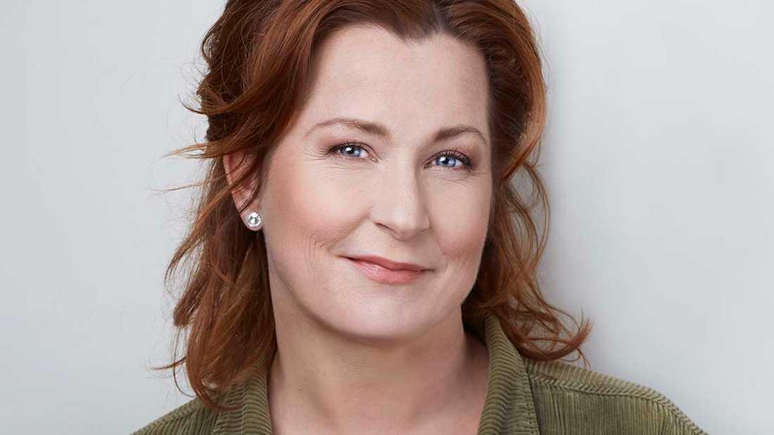Anna Hedenmo, journalist på SVT och Publicistklubbens ordförande.