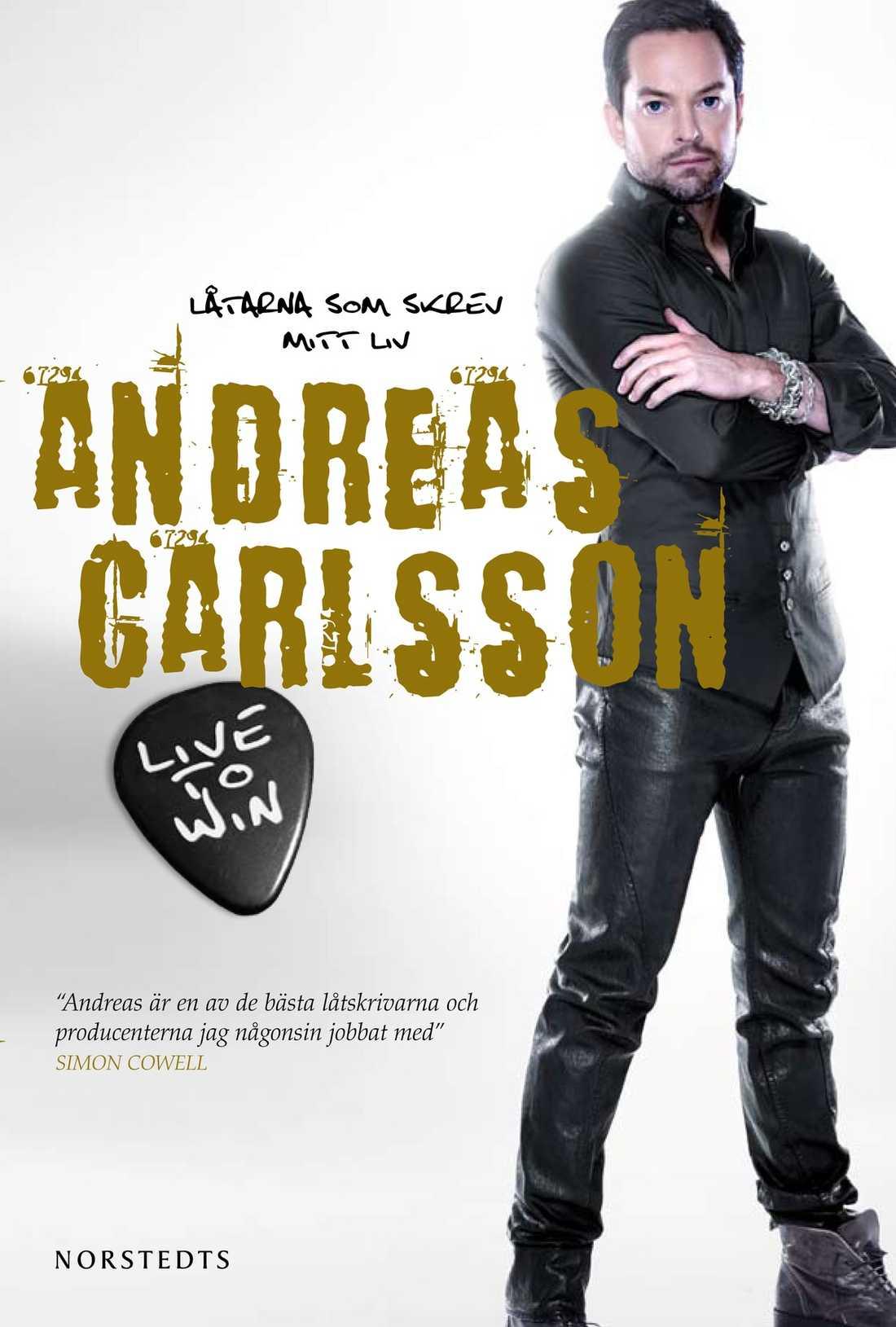 Andreas nya bok.