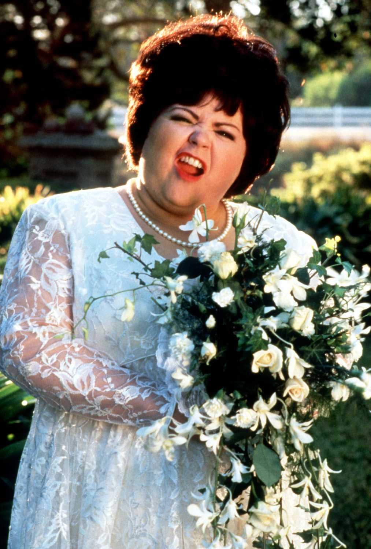 Roseanne Barr för en herrans massa år sedan, nämligen 1995.