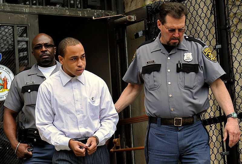 Caleb Lacey, 20, dömdes till 25 års fängelse.