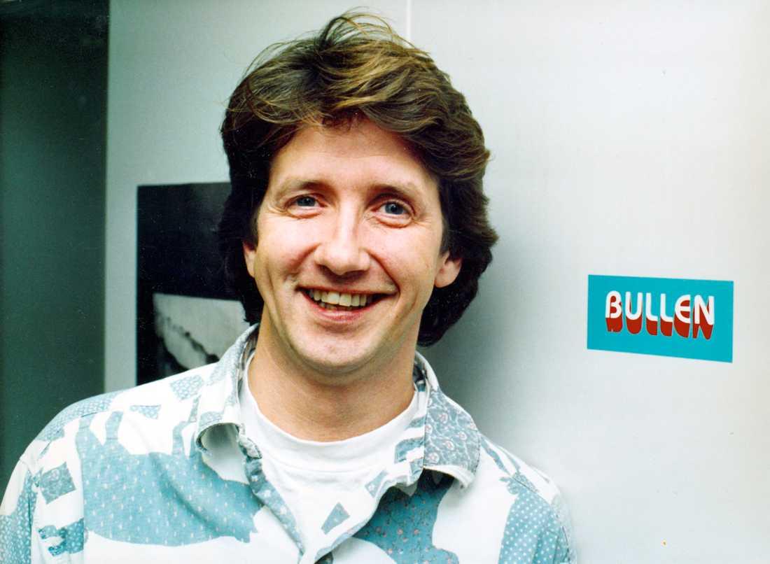 "Martin Timell i ""Bullen""."