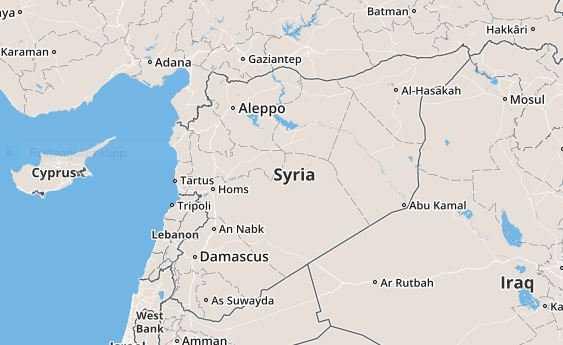 Tolv personer har dödats i luftangrepp i Syrien, enligt SOHR.
