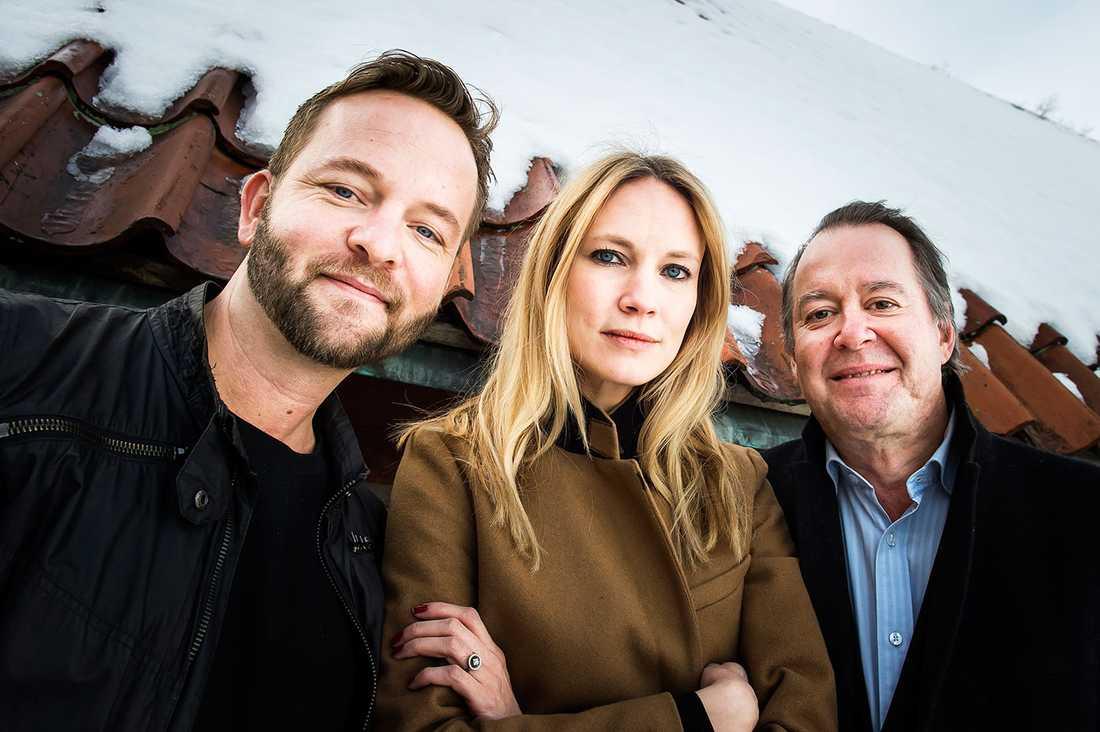 """""""Känns på riktigt"""" Henrik Björn har regisserat och skrivit manus till SVT:s nya serie """"Jordskott"""" med Moa Gammel och Göran Ragnerstam i varsin roll. De båda får dela rampljuset med den svenska urskogen. """"Jordskott"""" innehåller scener som troligtvis inte visats på svensk tv förut och där naturen är en av de viktigaste karaktärerna i serien"""", säger Henrik Björn."""