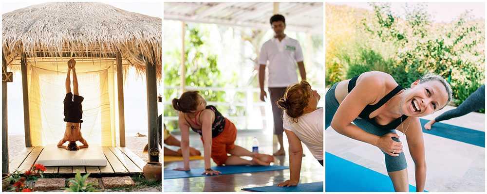 Det finns en yogaresa för alla oavsett ålder och kunskapsnivå.