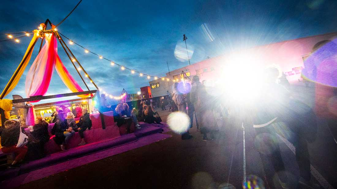 Statementfestivalen hölls på Bananpiren i Göteborg i slutet av augusti i år.