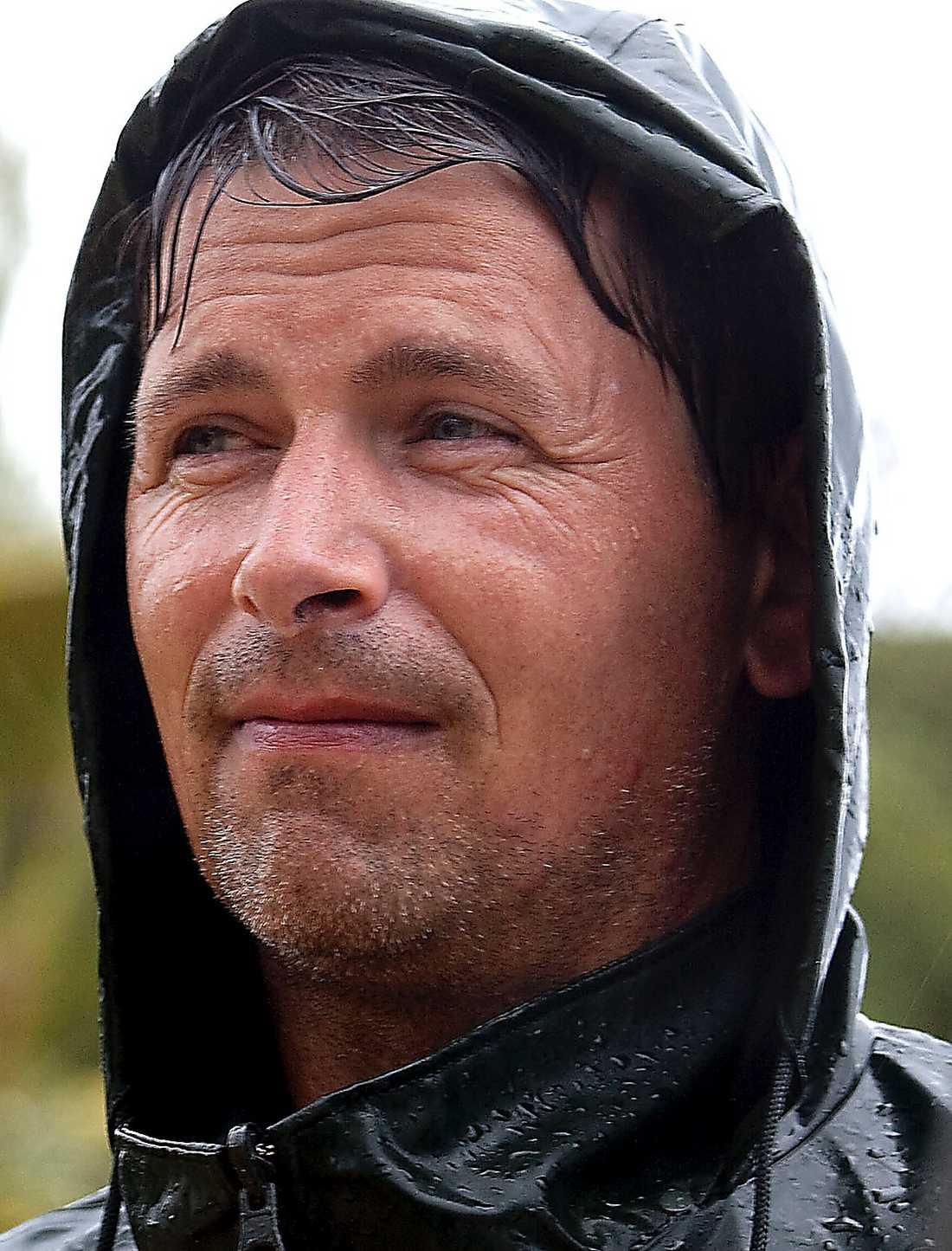 """Martin Nygren, exekutiv producent för """"Robinson""""."""