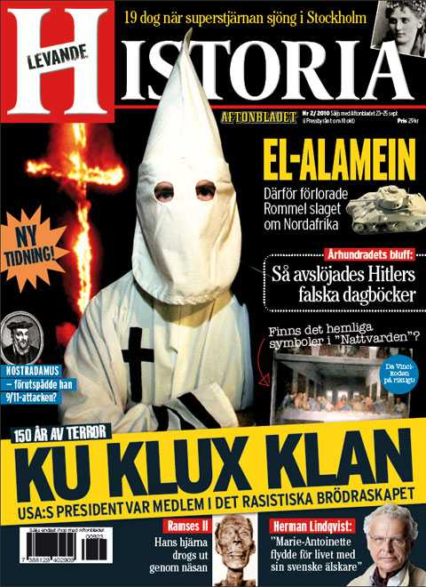 Texten är hämtad ur succétidningen Levande histria, som kan beställas på Aftonbladet shop.