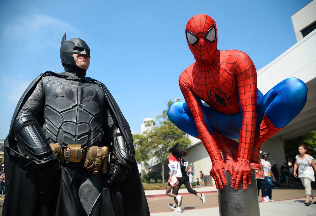 Comic-Coni San Diego.
