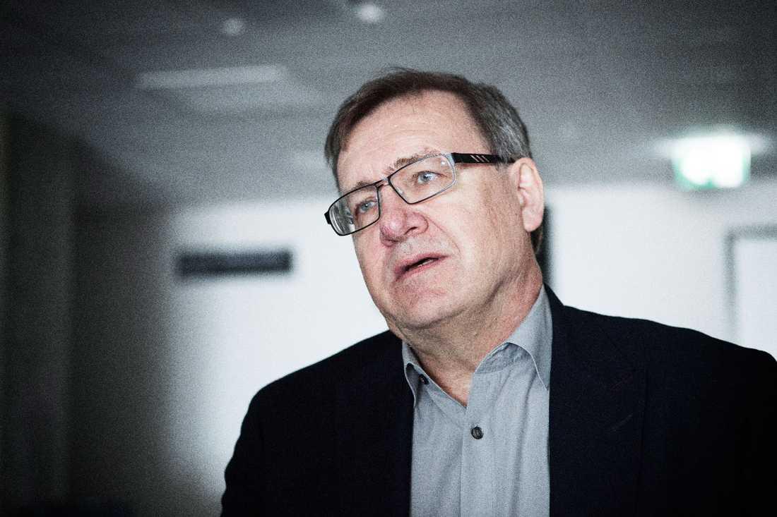 Göran Harnesk.
