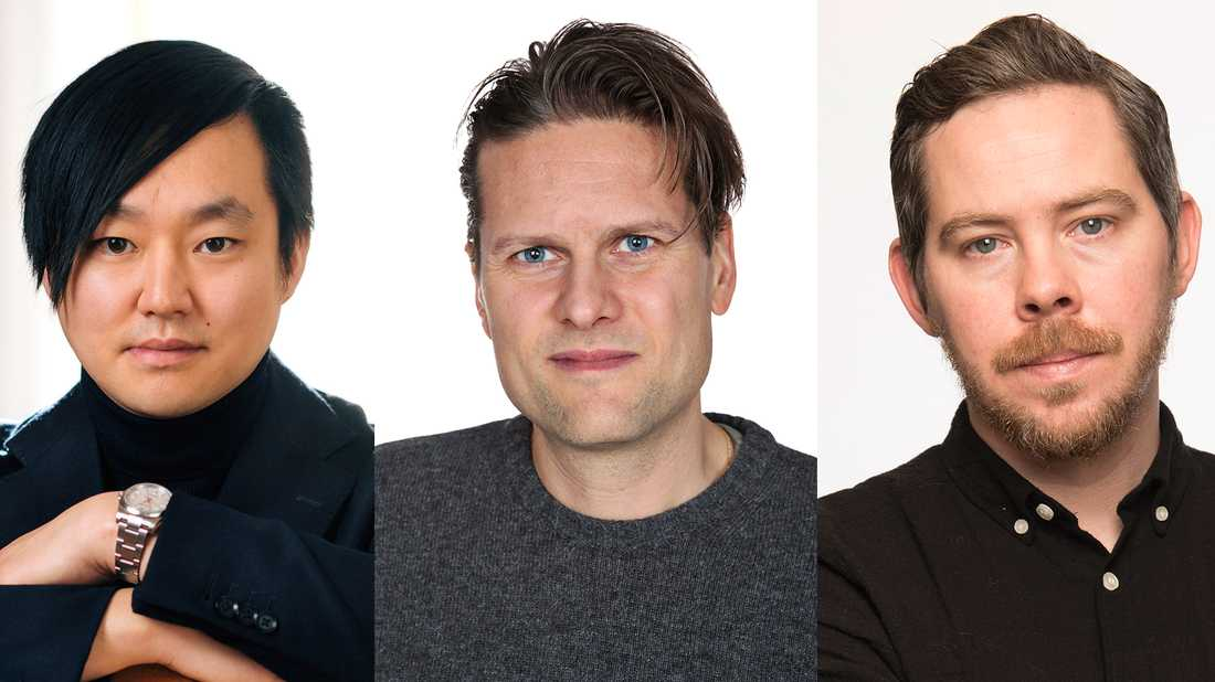 """Patrik Lundbergs """"Fjärilsvägen"""" har mötts av politisk kritik av Mattias Svensson i """"Arbetet"""". Eric Rosén bejakar en begynnande debatt."""