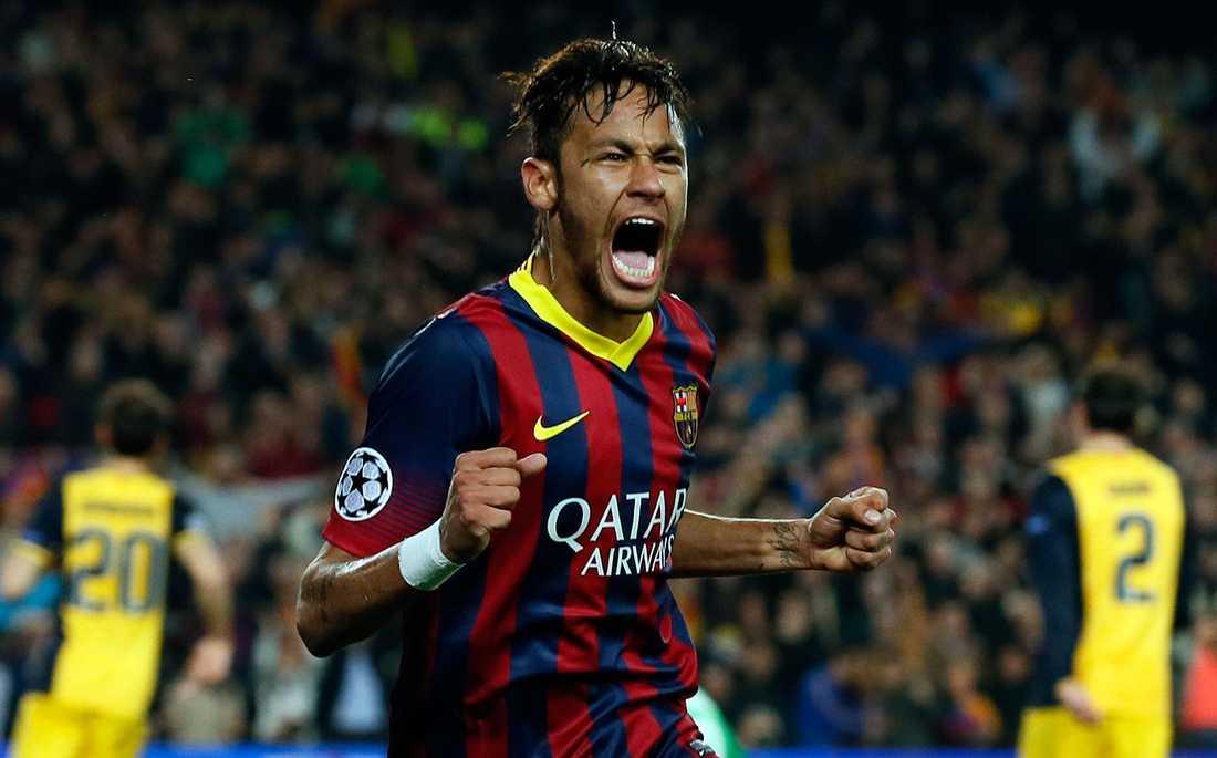 Barcelona kan inte räkna med att plocka in en ny Neymar den närmaste tiden.