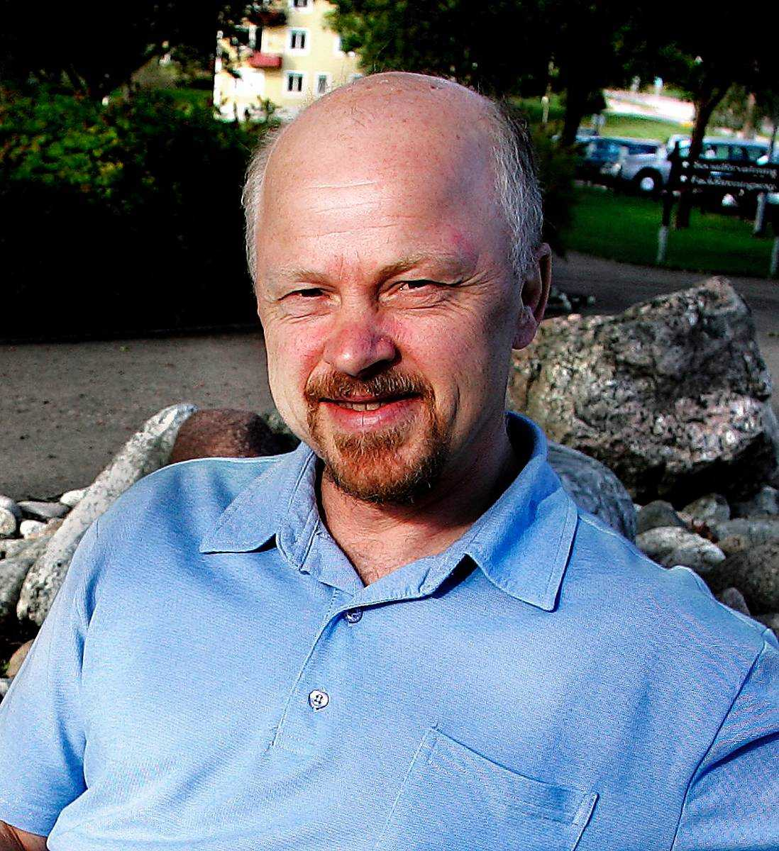 Fagerstas kommunalråd Stig Henriksson.