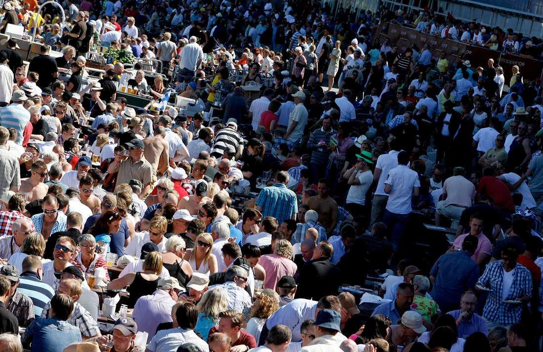 Folkfest väntar Solvalla i helgen