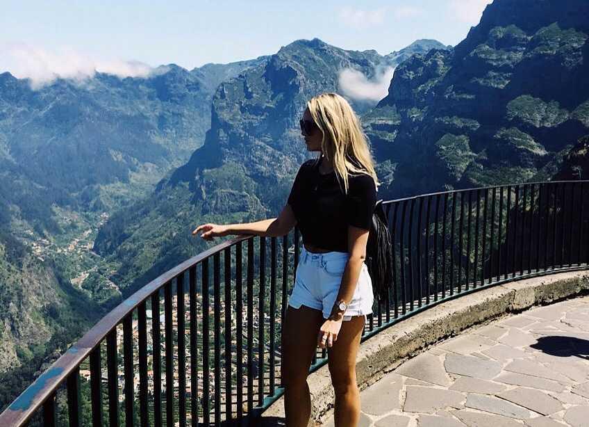 """Det finns gott om utsiktsplatser på Madeira, bland annat """"nunnornas dal""""."""