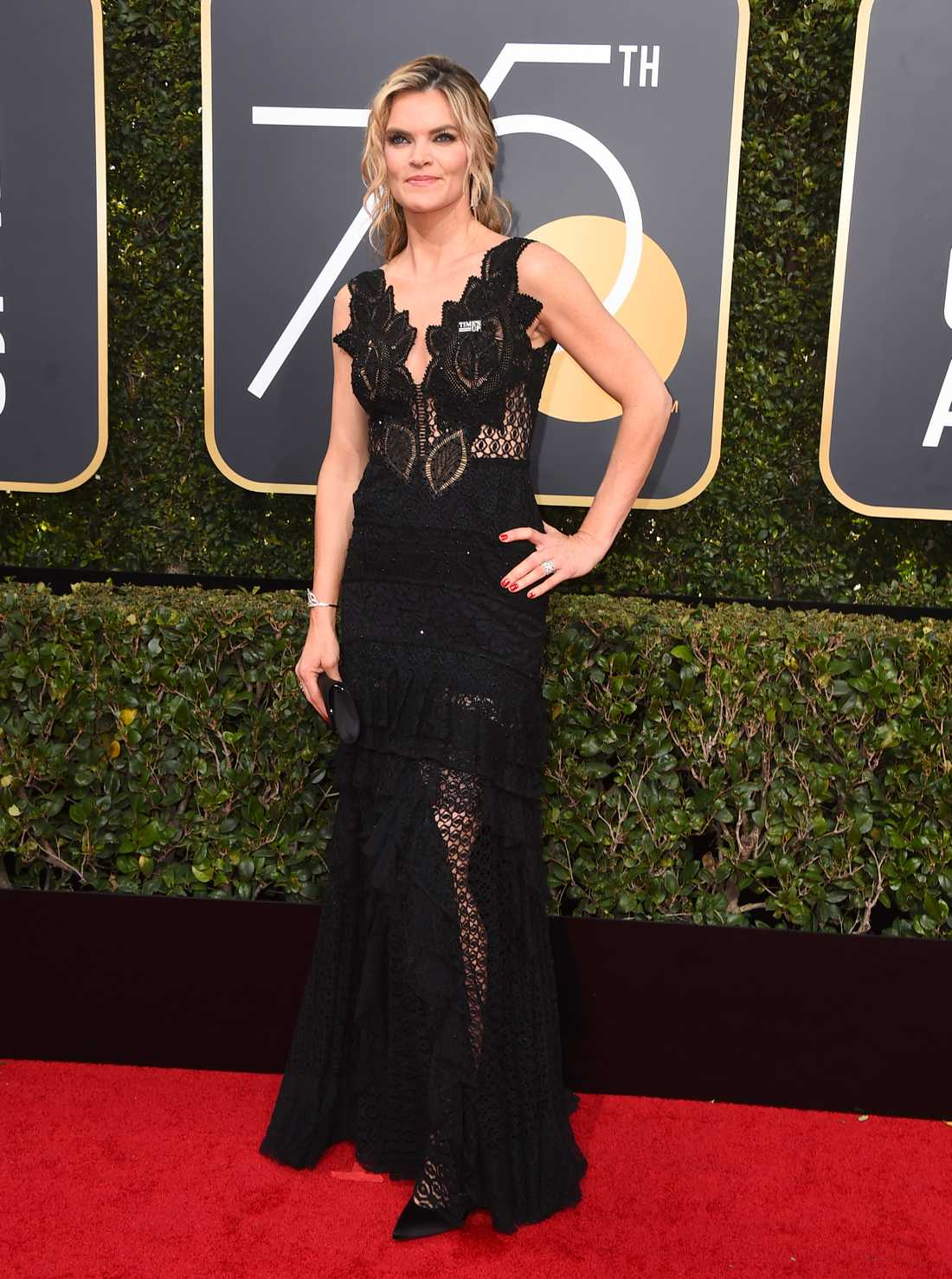 Det är även Missi Pyle och många andra på Golden Globe-galan.