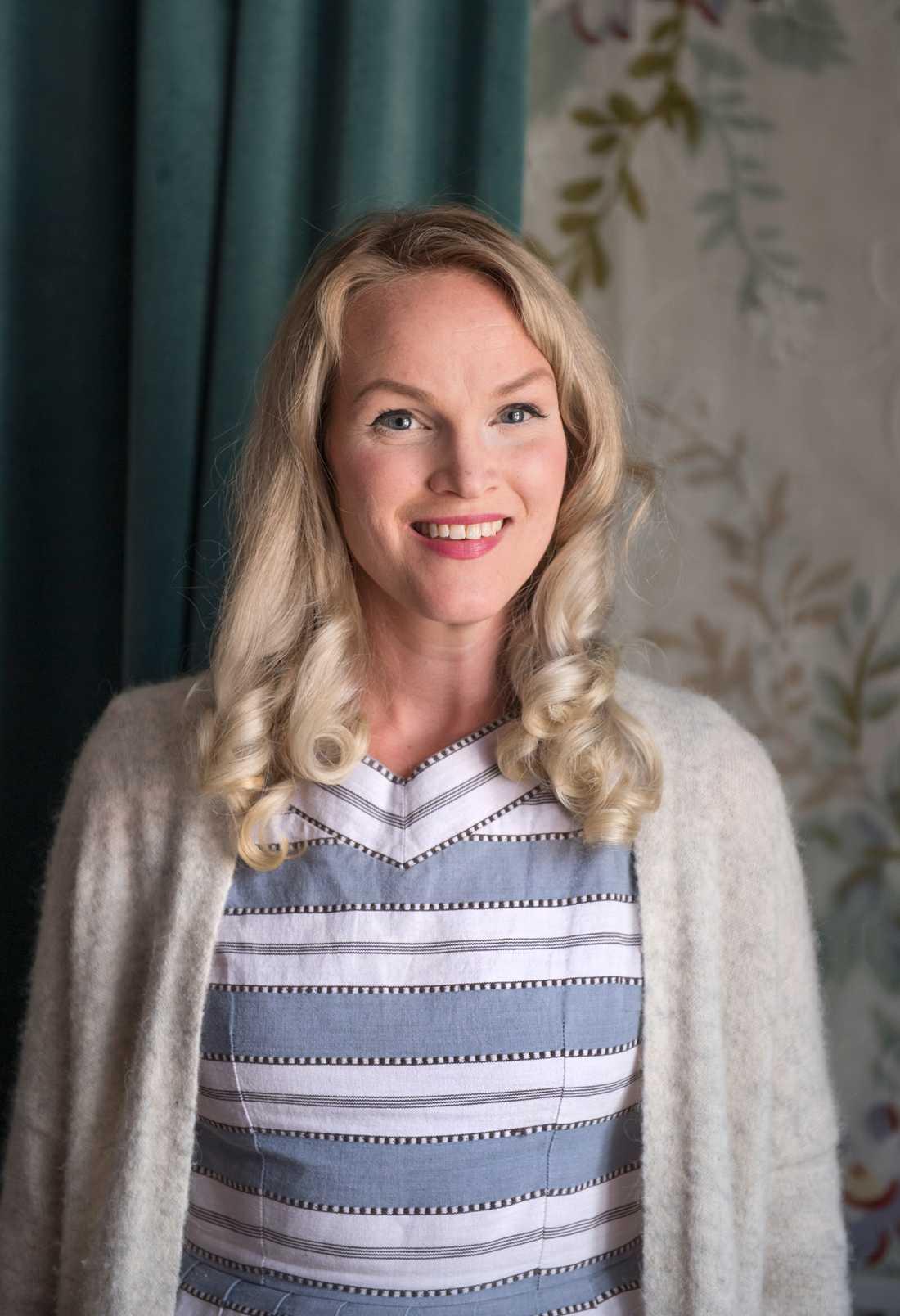 Emma Sundh, en av grundarna av Klimatklubben. Hon och 86 andra influencers vill att Stefan Löfven kör över väljarna för klimatets skull.