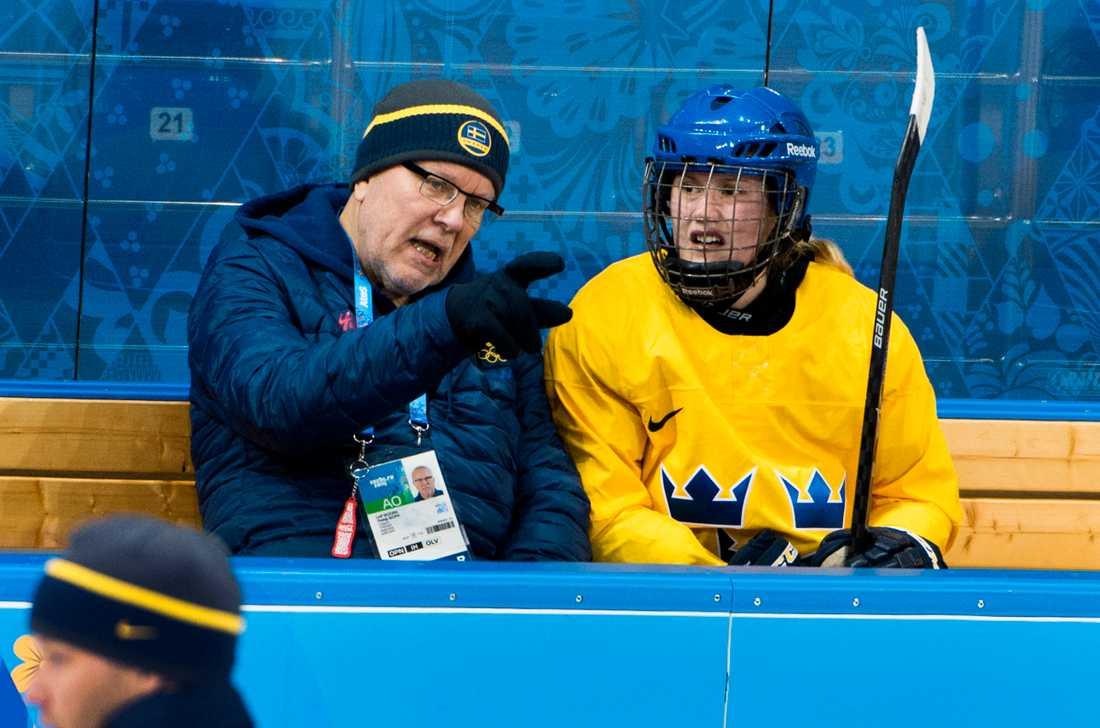Boork och Eliasson i OS 2014.