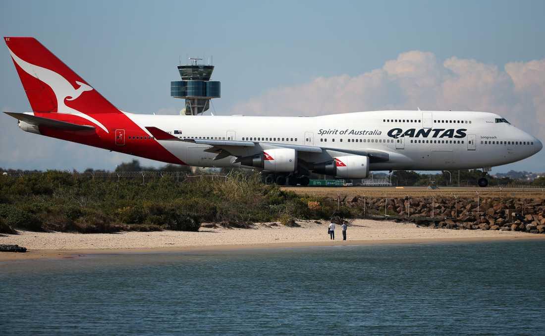 Australien skärper reglerna för personer som återvänder till landet. Arkivbild.