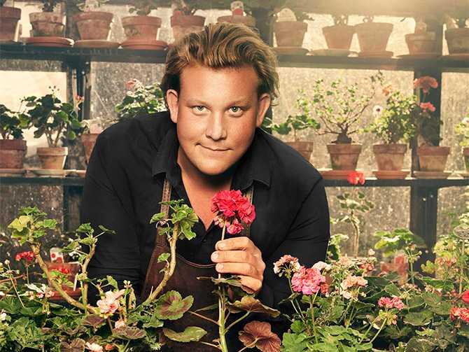 Blommor och mys med Karl Fredrik