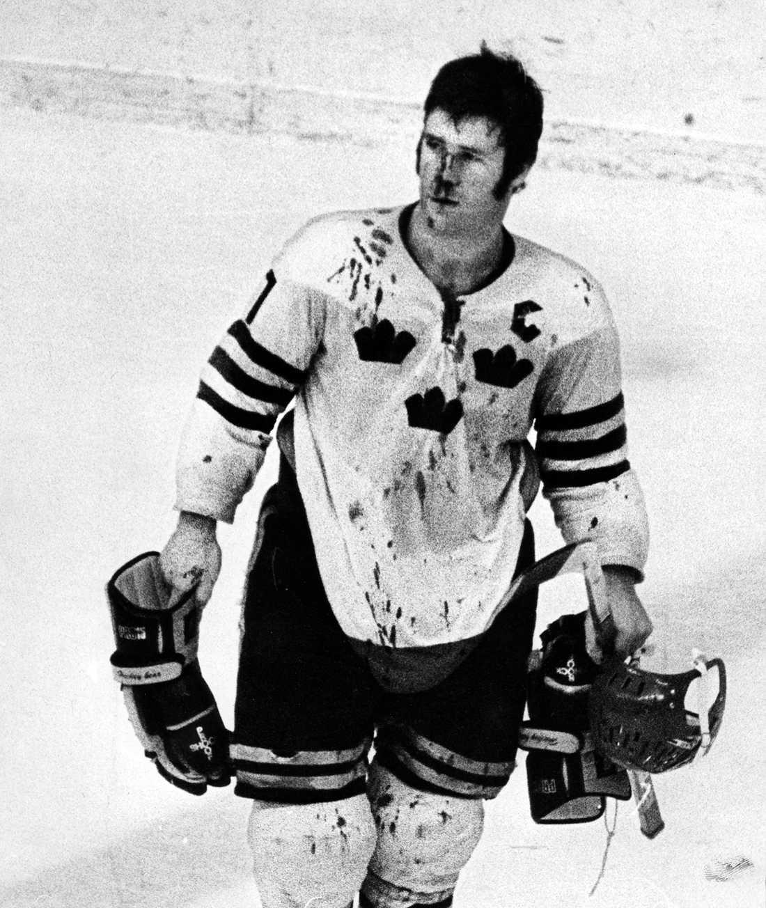 """Lars-Erik Sjöberg, Winnipeg Jets, 1979-1980 Kommentar: """"Taxen"""" hade C:et på bröstet redan i WHA och fick äran även under Jets första år i NHL."""