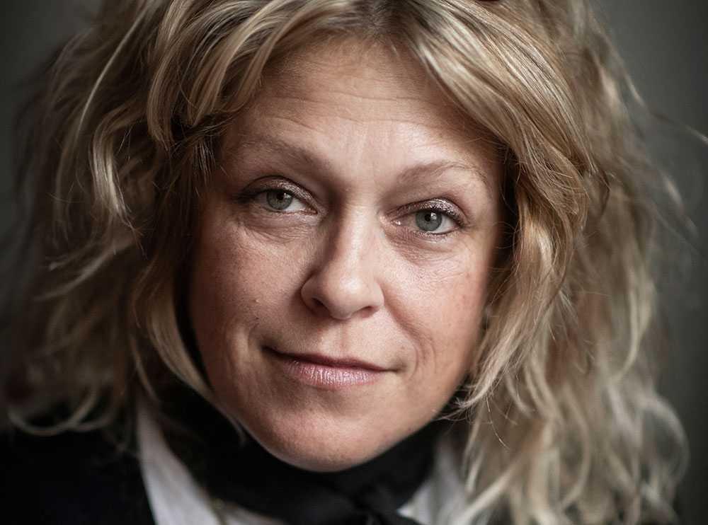 Rebecka Åhlund.