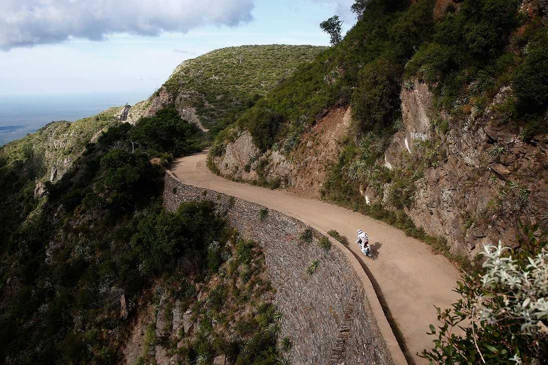 39-årige Michel Ternik hittades död under den tredje sträckan av Dakarrallyt.