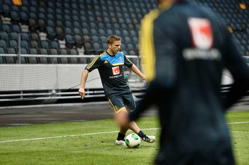 BANKS VALAnders Svensson står för rutin och spelskicklighet – och kan ännu dyrka upp försvar.