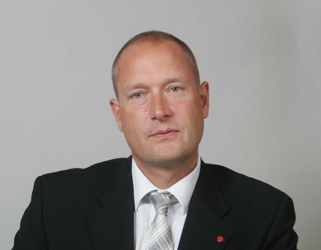 Riksdagsledamoten Hans Hoff (S). Arkivbild.