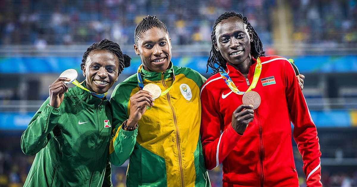 Trion som vann medaljerna vid OS får nu inte tävla i VM.