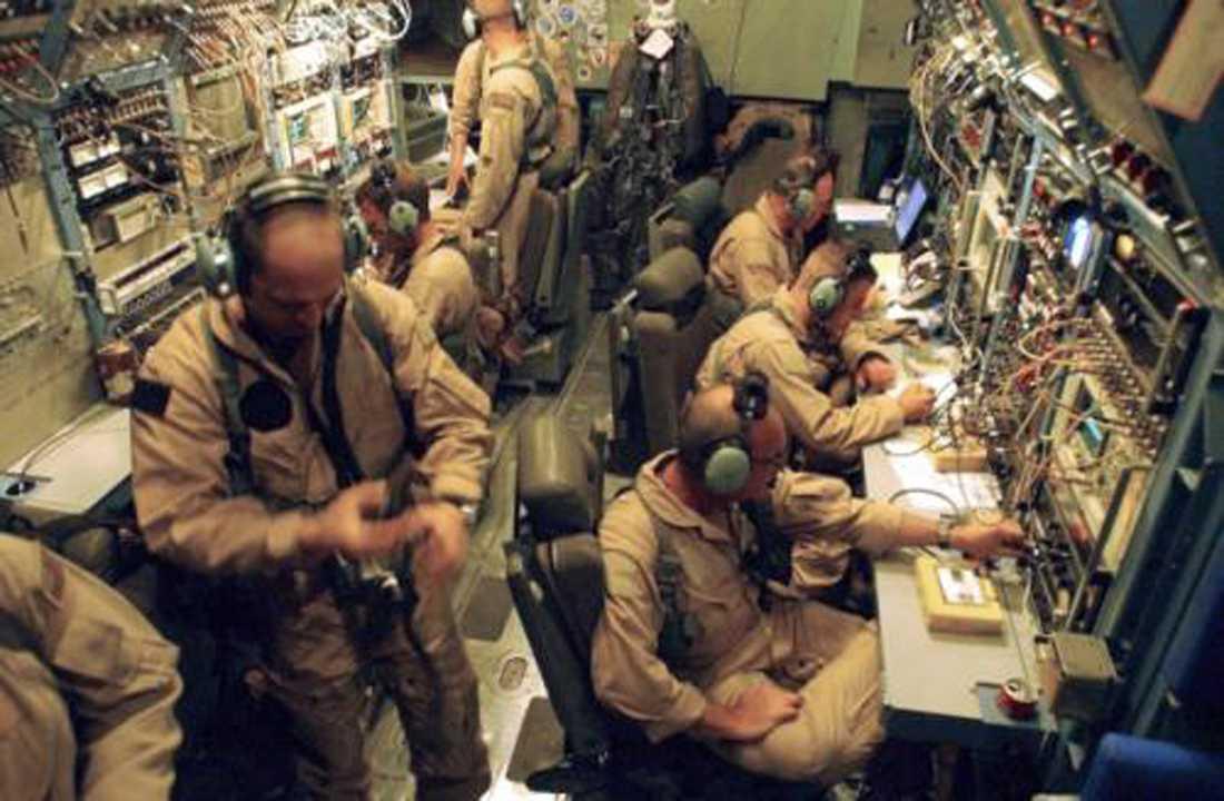 Soldater som sysslar med psykologisk krigsföring i USA:s armé. Deras motto är: Ordet segrar.