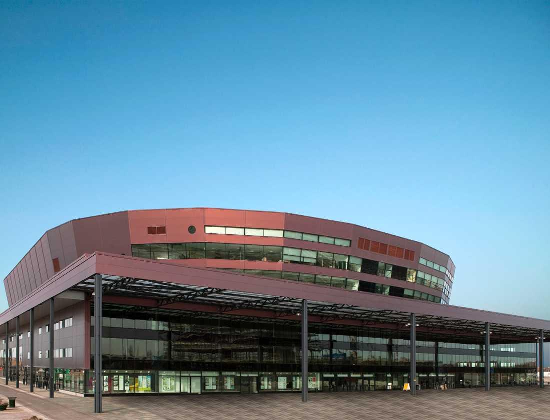 Malmö arena.