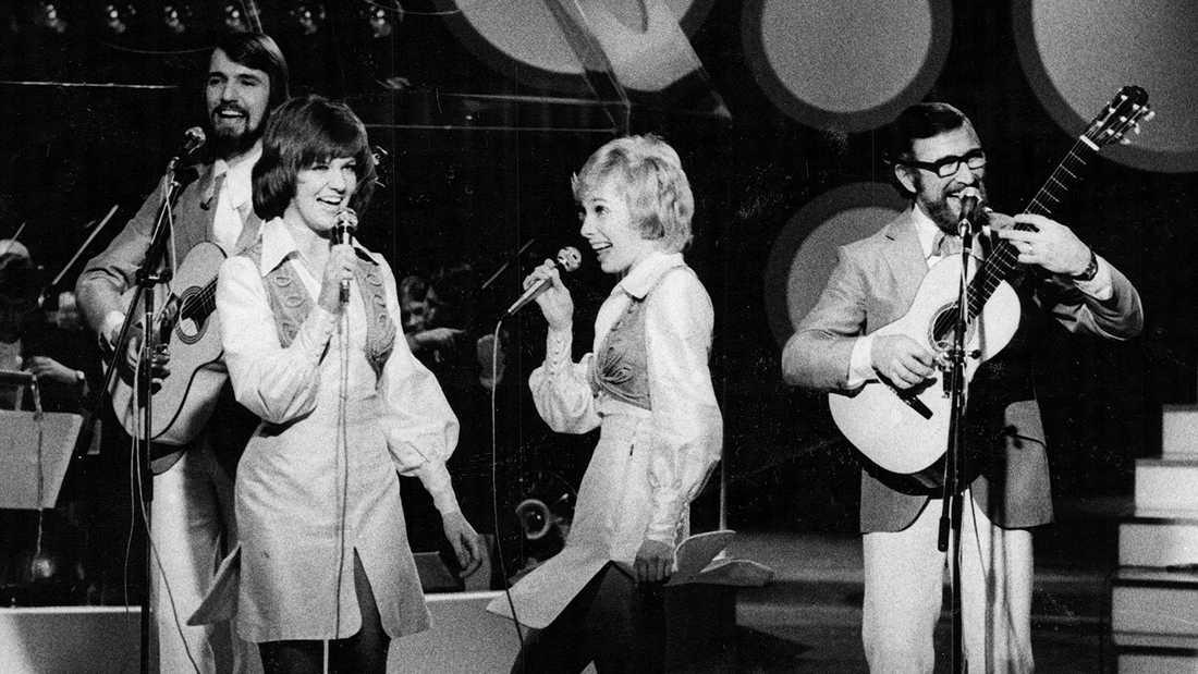 Family Four 1972.