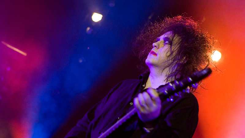 The Cure spelar på Hultsfredsfestivalen i sommar.