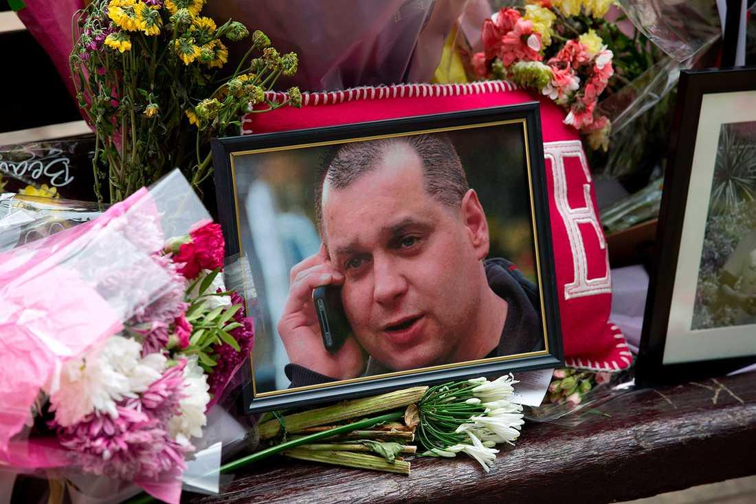 Den 40-åriga fabriksarbetaren Arek Jozwik, polsk medborgare bosatt i London, mördades i lördags förra veckan.