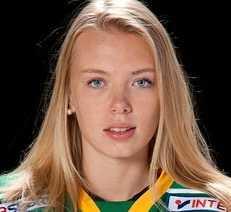 Lina Hedlund.