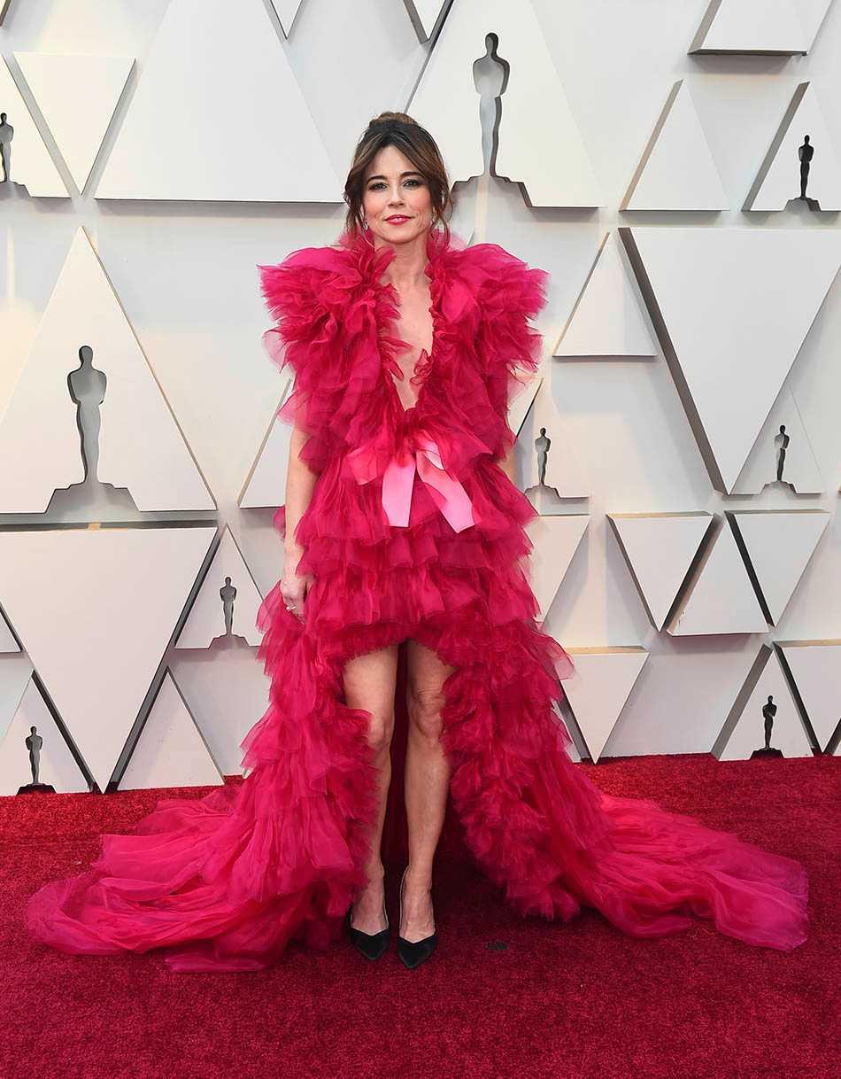 """Linda Cardellini spelar i den Oscarsnominerade filmen  """"Green book""""."""