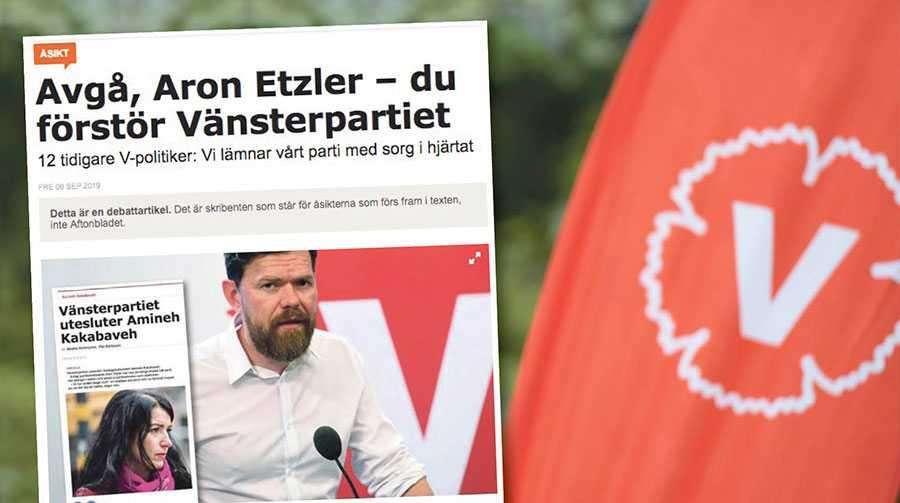 Detta handlar inte om Kakabavehs viktiga arbete mot hedersrelaterat våld, utan om att hon under lång tid har struntat i saker som borde vara självklara för en riksdagsledamot, skriver Vänsterpartiet Storstockholm.