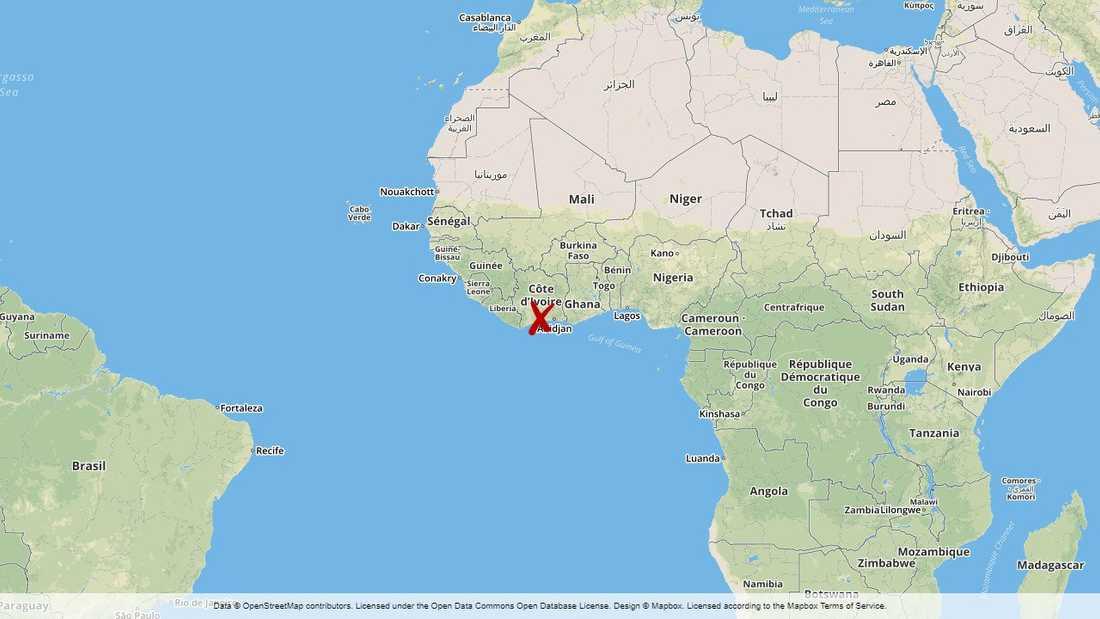 I olika tillslag i kuststaden Abidjan under veckan har polisen i Elfenbenskusten beslagtagit 200 ton illegalt framställda mediciner.