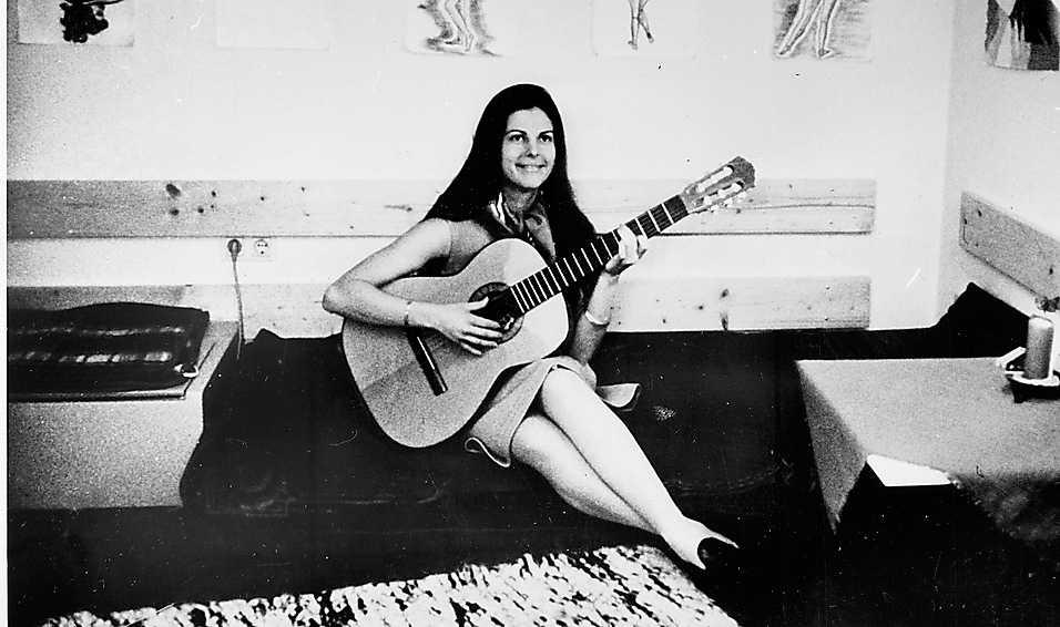 Silvia Sommerlath 1974