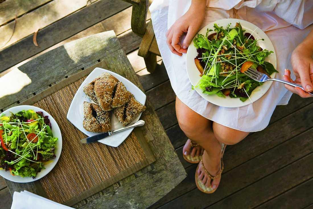 MERA MÄTT! Den amerikanska bantningsmetoden bygger på att äta mat med mycket volym, så du känner dig mera mätt!