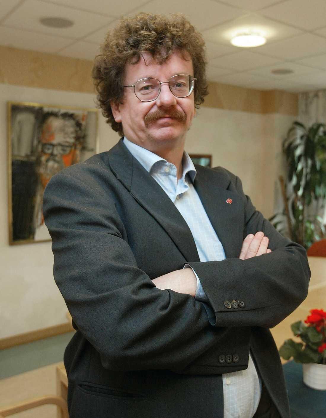 Lars Stjernkvist.