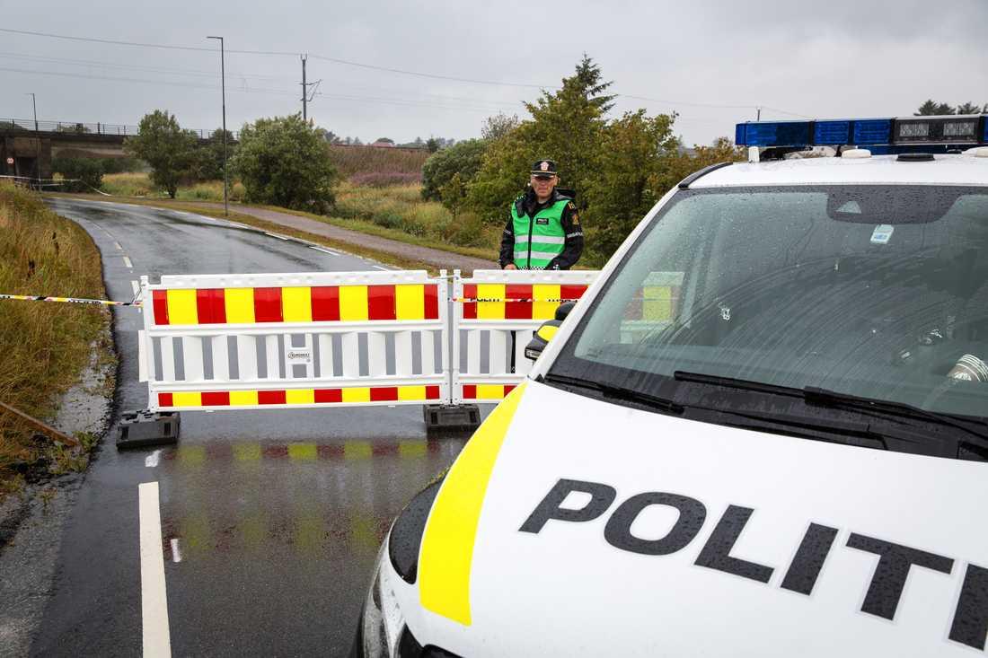 En 13-årig flicka har hittats död i norska Varhaug, polisen misstänker mord.