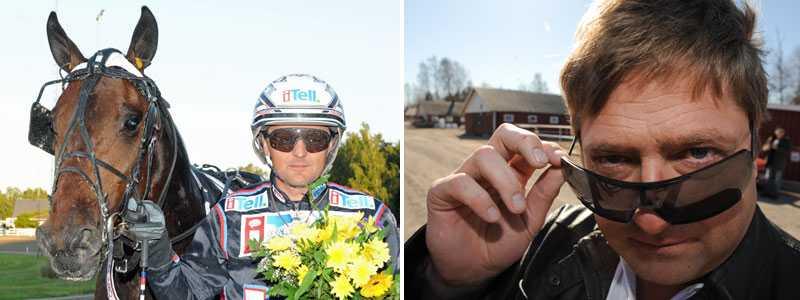 Quid Pro Quo, kusken Ulf Ohlsson och tränaren Svante Båth.