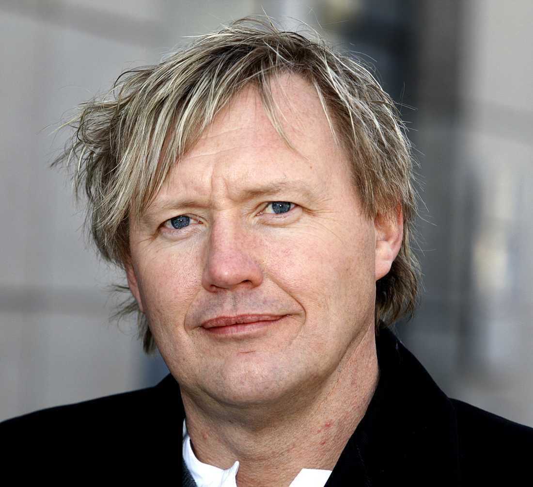 Anders Jacobsson släpper ny bok – och den skiljer sig mycket mot hans tidigare romaner.