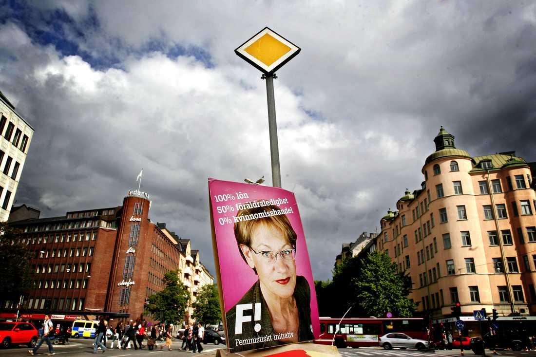 Feministiskt initiativ 2006