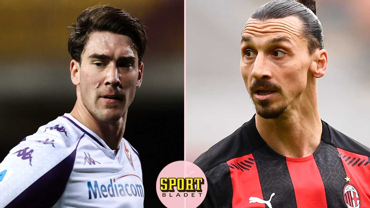 Avslöjar kontakten med Zlatan