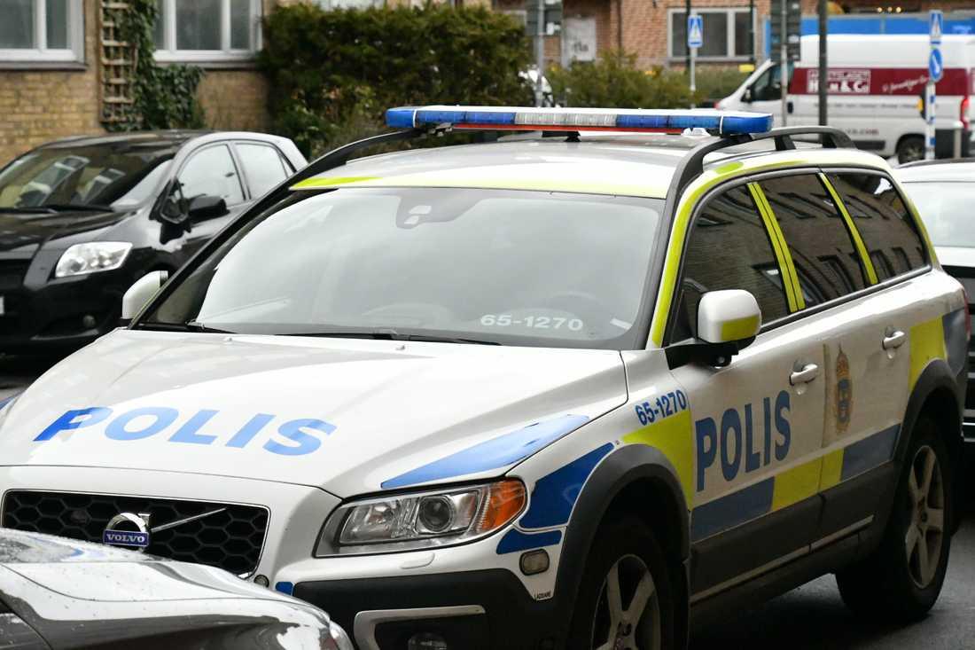 Ett grovt brott har inträffat i en lägenhet i Malmö.
