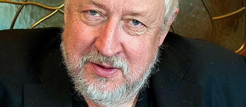 Leif GW Persson kan skratta hela vägen till banken när hans böcker blir tv-serie.