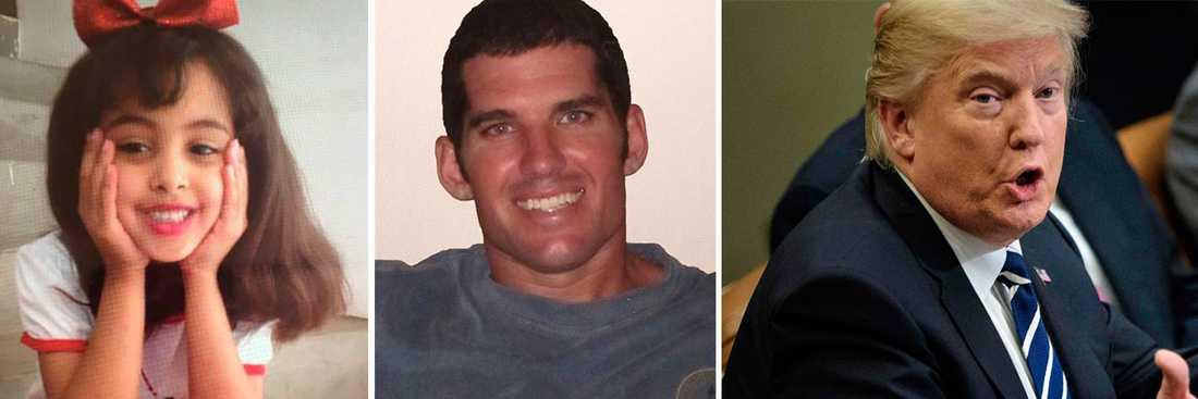 "Nawar Anwar al-Awlaki och William ""Ryan"" Owens dog i insatsen."